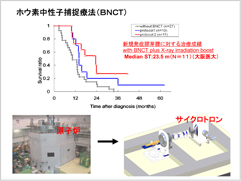ホウ素中性子捕捉療法(BNCT)